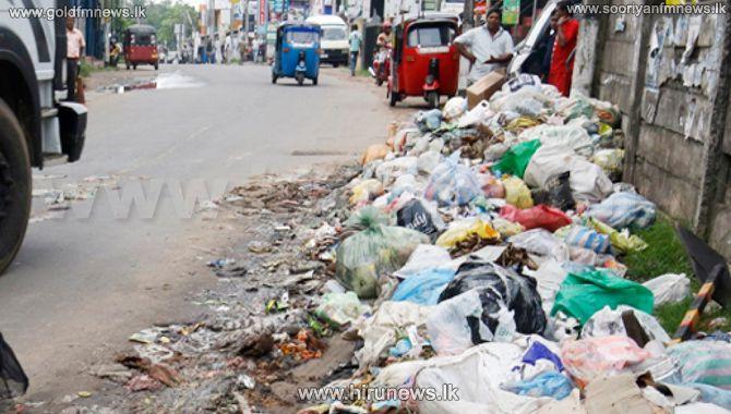 Colombo+garbage+sent+to+Kerawalapitiya+once+again