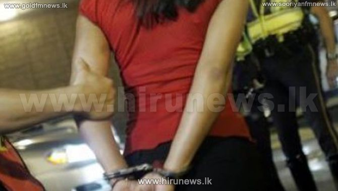 A+WOMAN+RIDING+A+MOTORBIKE+WHILE+DRUNK%2C+ARRESTED