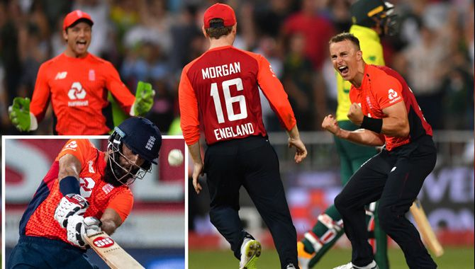 England+in+South+Africa+Tourists+win+second+T20+by+two+runs+to+level+series