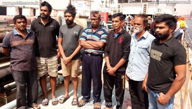 +A+request+from+Sri+Lankan+sailors+arrested+in+Nigeria