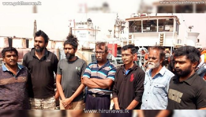 A+REQUEST+TO+THE+GOVERNMENT+FROM+7+SRI+LANKAN+SAILORS+IN+THE+CUSTODY+OF+NIGERIANS