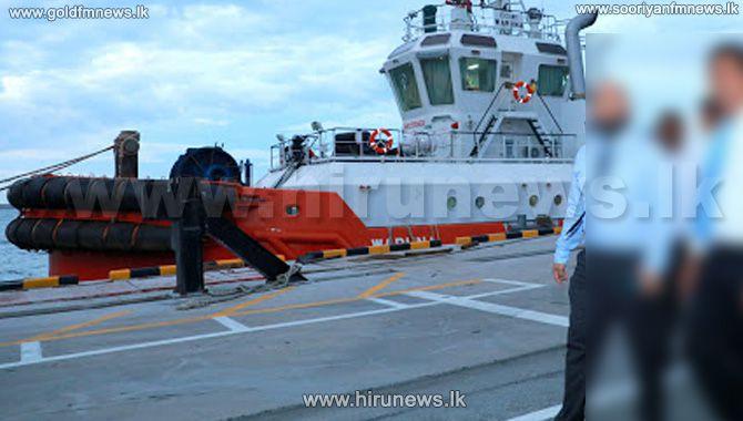 A+suspected+Brazilian+ship+under+emergency+inspection.