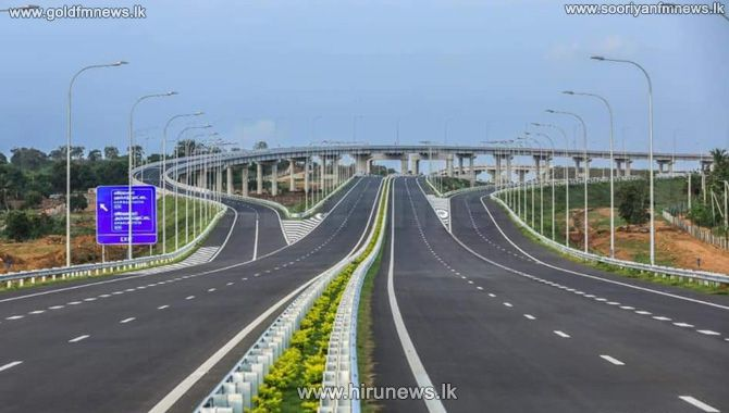 Last+phases+of+Southern+Expressway+extension+to+be+opened+today