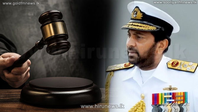 Summons+issued+for+the+4th+time+on+former+Navy+Commander+Karannagoda
