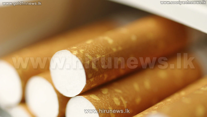 AN+INDIVIDUAL+ARRESTED+WITH+A+STOCK+OF+FOREIGN+CIGARETTES+VALUED+AT+MORE+THAN+SIX+HUNDRED+THOUSAND+RUPEES