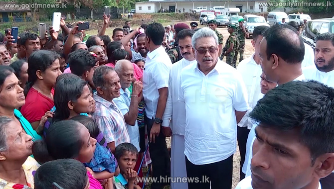 President+visits+the+village+to+resolve+issues+-+Palm+tree+cultivation+stopped