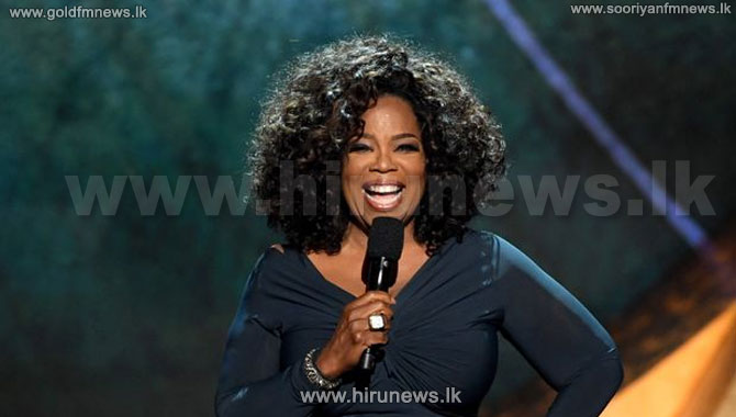 Oprah+Winfrey+trips+onstage+whilst+talking+about+balance