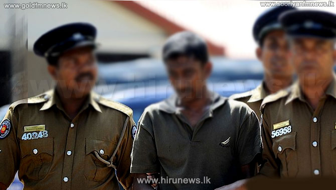 Five+suspects+involved+in+various+robberies+arrested+in+Jaffna+with+weapons