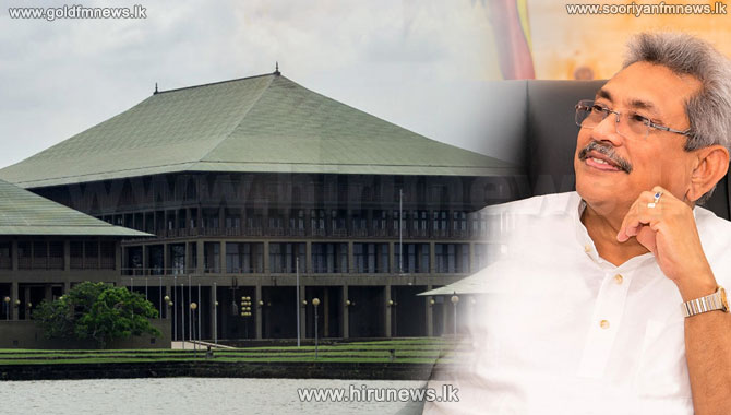 Parliament+to+be+dissolved+at+midnight+today