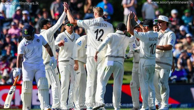 New+Zealand+Beat+India+By+7+Wickets+To+Sweep+Test+Series+2-0