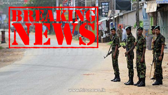 Curfew+in+Jaffna+has+been+extended+until+further+notice+
