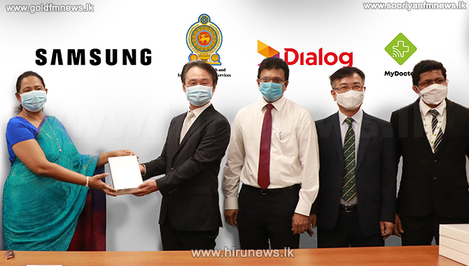 Samsung, Dialog and MyDoctor partner Ministry of Health to enable Telemedicine Services at 16 Key Hospitals