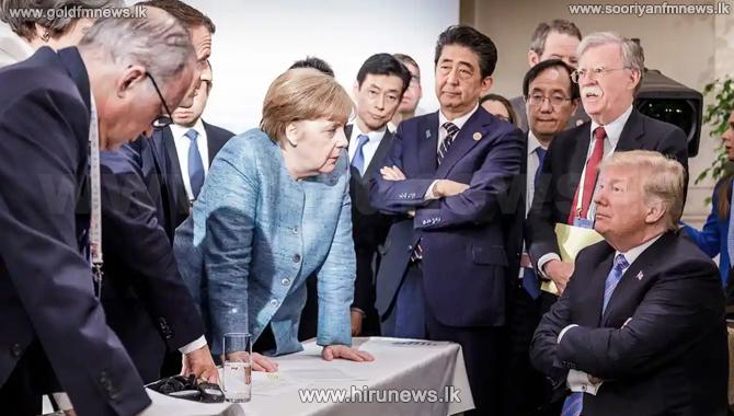 US+President+Donald+Trump+postpones+the+G-7+summit