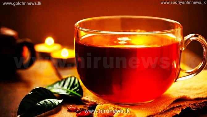 Record average price for tea