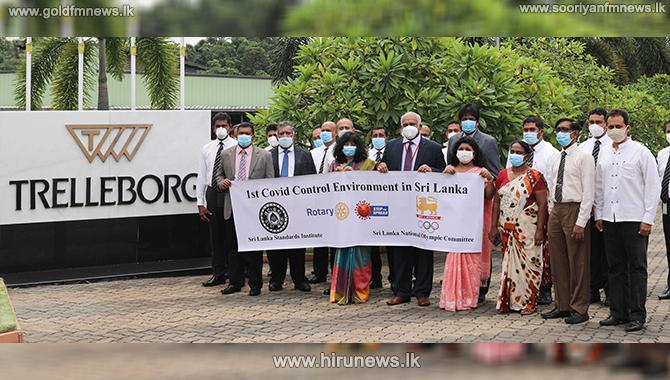 Trellerborg-+1st+in+Sri+Lanka+on++%E2%80%98Covid+Control+Environment+certification