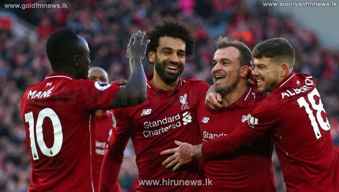 Liverpool+win+the+Premier+League+title