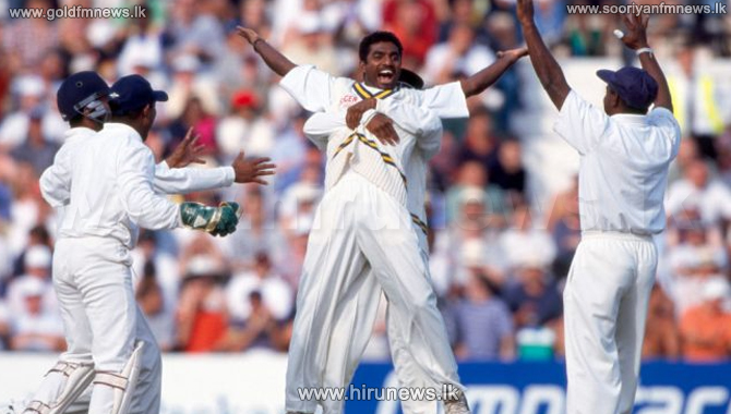 Muttiah Muralitharan named as the Most Valuable Player of the 21st Century