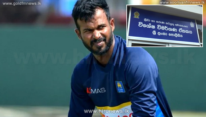 Upul+Tharanga+summoned+to+the+Special+Investigations+Unit+of+the+Sports+Ministry