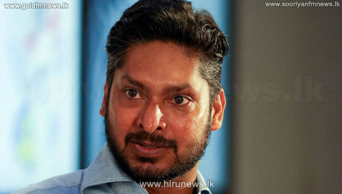 Kumar+Sangakkara+leaves+after+giving+a+statement+for+9+hours