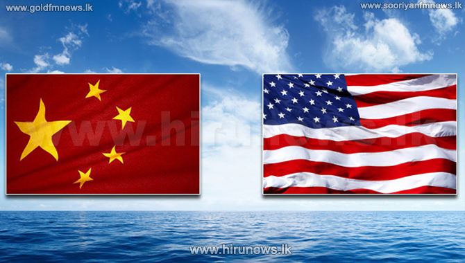 US+Navy+sends+aircraft+carriers%2C+warships+to+South+China+Sea