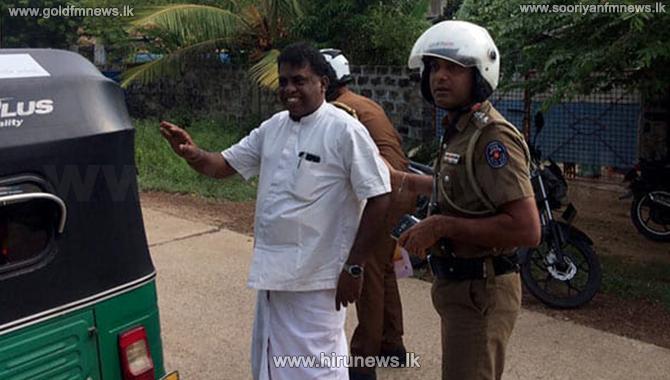 Ex-NPC+councilor+Sivajilingam+taken+into+custody