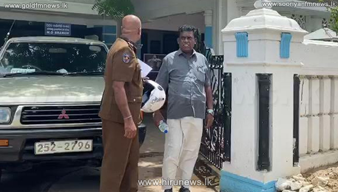 Sivajilingam+warned+and+released