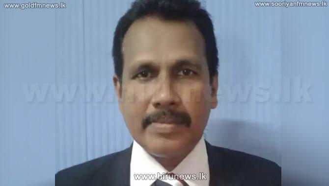 Inspector Saman Wasantha Kumara handed over to CID