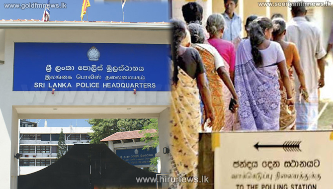Special police operations centre on election-related issues