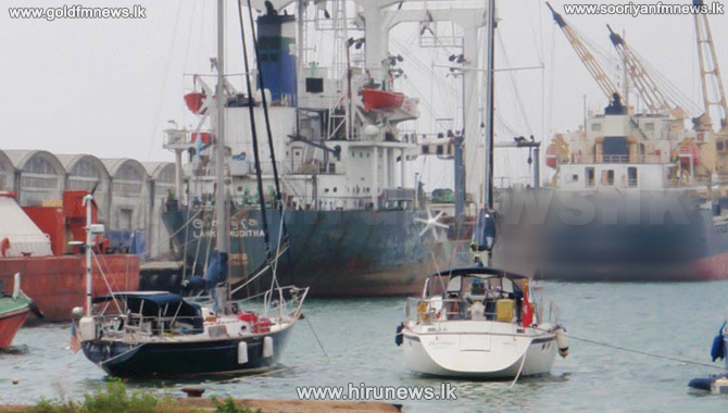 Oil tanker officer dies while being brought to Galle Port