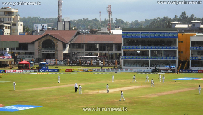 Suspended domestic cricket matches commence in Sri Lanka