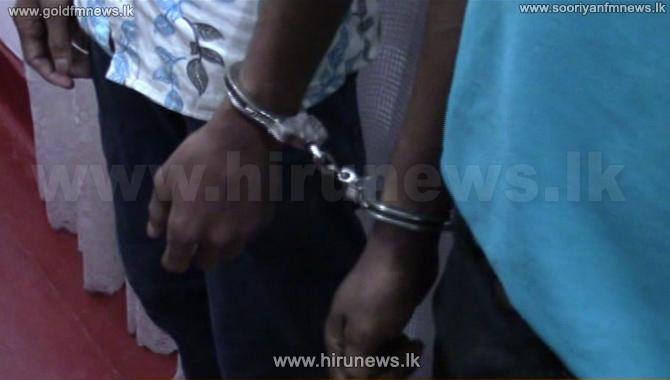 Two associates of imprisoned underworld figure 'Podi Lassie' arrested
