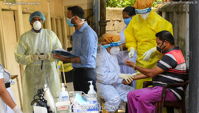 Four months since the first coronavirus patient was reported in Sri Lanka