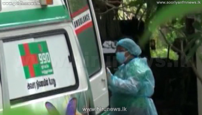 Covid -29 infected person reported from Welikada yesterday was a barber (Video)