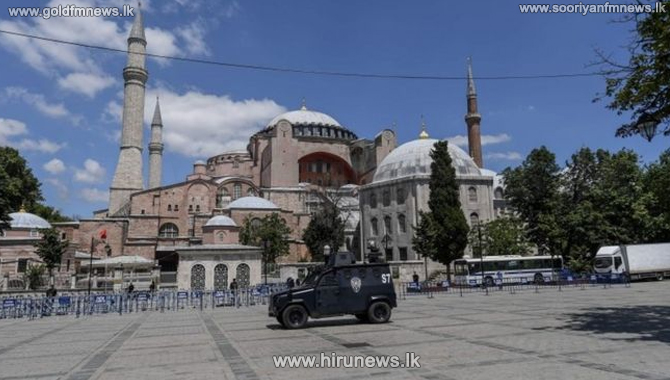 World Council of Churches requests Turkey not to convert Hagia Sophia museum into a mosque