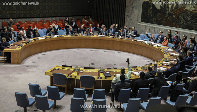 UN+Security+Council+convenes+next+Wednesday