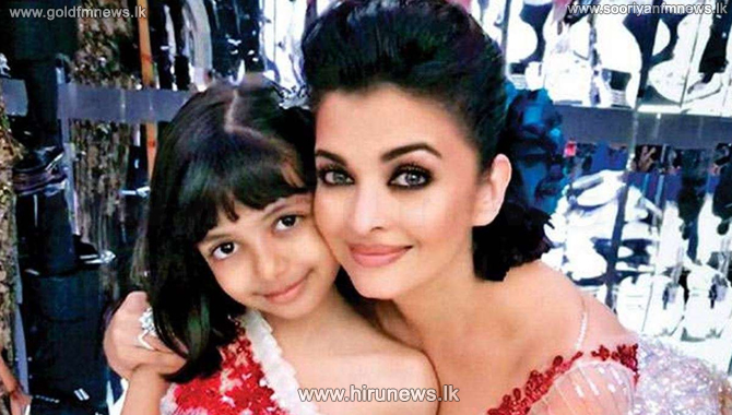Aishwarya Rai  and her daughter tested postive for Covid -19 virus