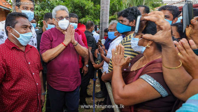 President+Gotabaya+Rajapaksa%27s+advice+to+farmers+
