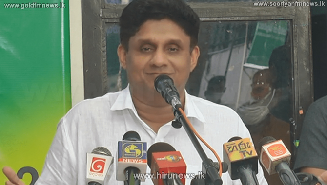 Sajith says youth will be given a chance (video)