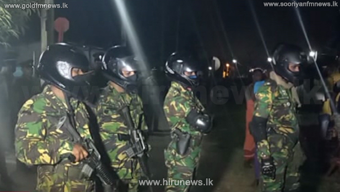 Three police officers interdicted (video)