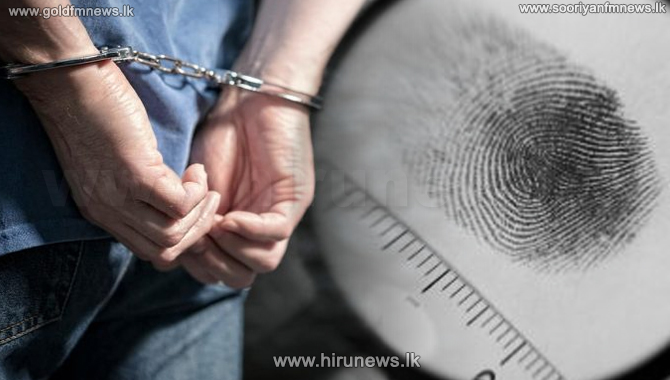 806 persons including 85  identified through their fingerprints arrested