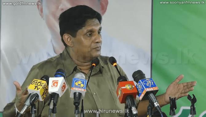 Postpone the election - Sajith