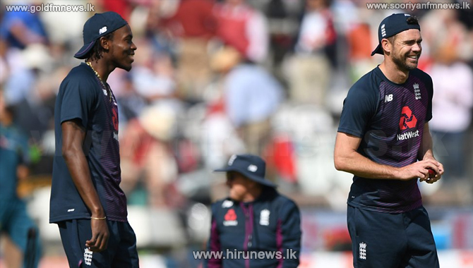 Charges against Anderson and Jofra Archer