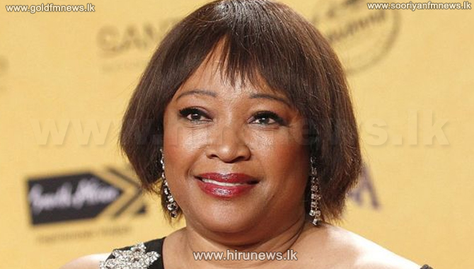 Zindzi Mandela, daughter of Nelson Mandela, has died