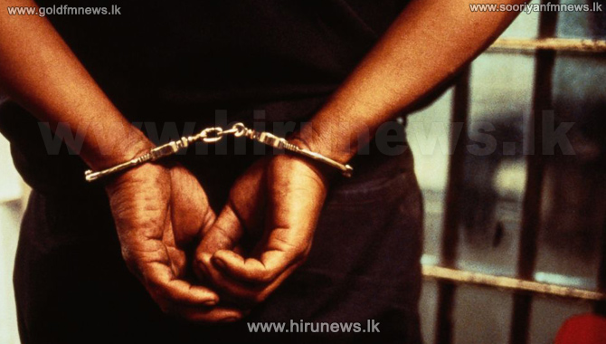 A Police Inspector arrested while soliciting a bribe