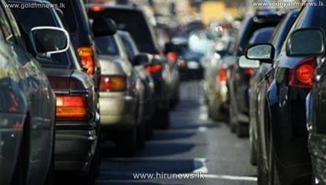 Vehicle registrations increase
