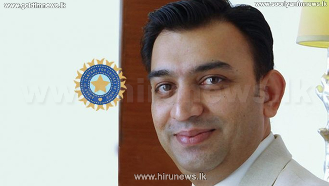 Hemang Amin appointed CEO of the Board of Control for Cricket in India