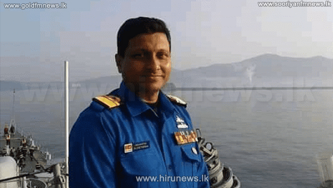 Nishantha Ulugetenne is Navy's new commander