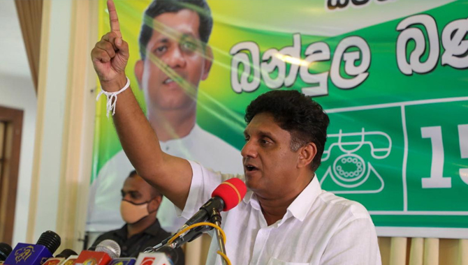 Govt. conducts opinion polls instead of PCR tests - Sajith