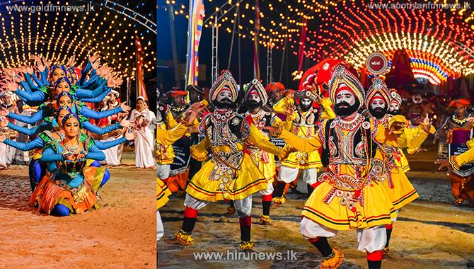 கதிர்காம எசல பெரஹரவுக்கு 16 வது முறையாகவும் அனுசரணை வழங்கும் டயலொக்