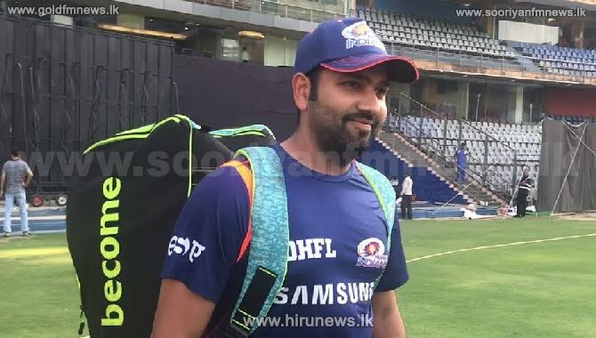 IPL தொடரில் பங்கேற்கும் வீரர்களுக்கு ரோஹித் சர்மா வேண்டுகோள்..!